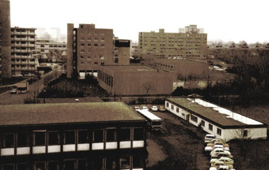Firmensitz in Heidelberg, 1972 – 1977   © KRZ-SWD