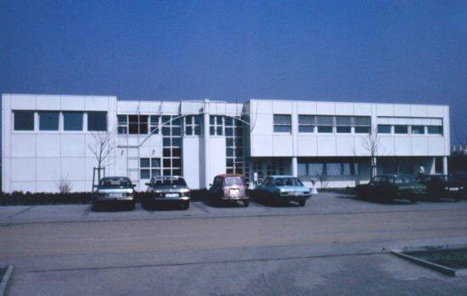 Firmensitz in Eggenstein-Leopoldshafen seit 1977   © KRZ-SWD