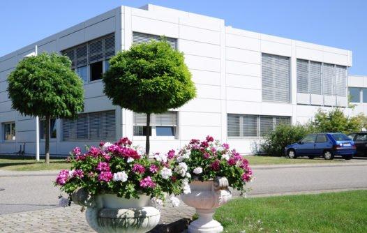 KRZ-SWD Standort Eggenstein-Leopoldshafen