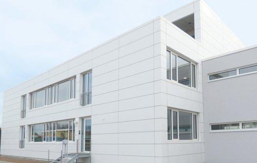 Fertigstellung Bau D - Schulungszentrum, 2019